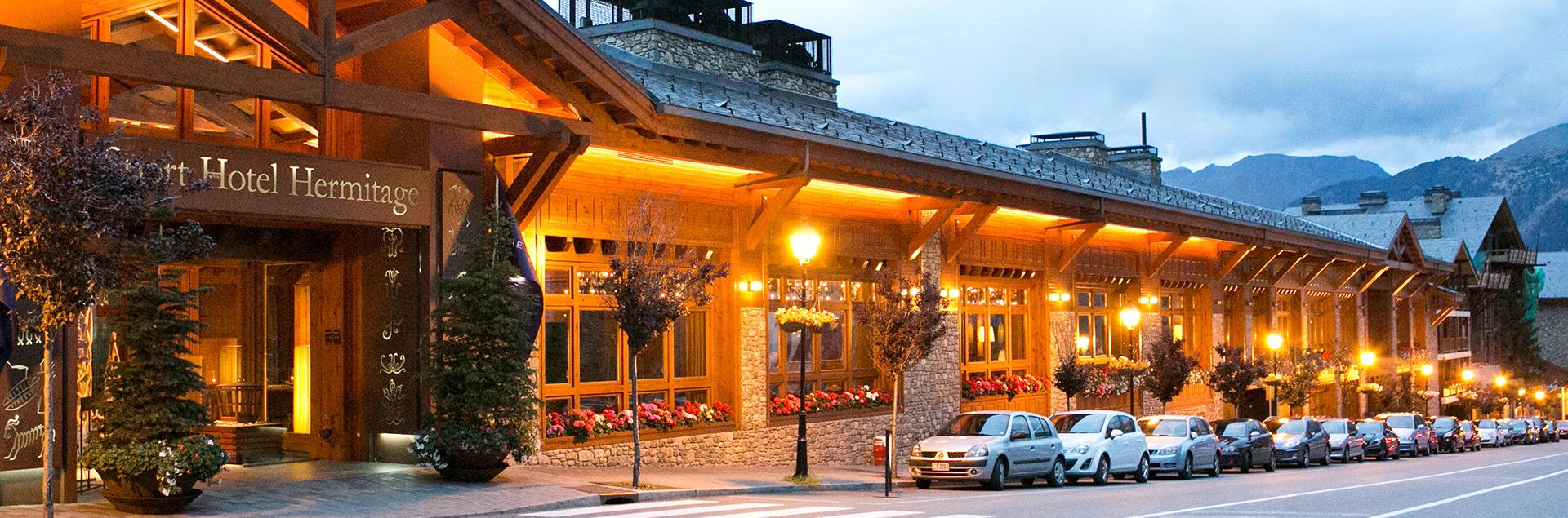 Sport hotel hermitage spa 5 soldeu andorre web oficiel - Sport hotel hermitage and spa ...